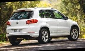 Volkswagen Tiguan R-Line: Спортивный вариант
