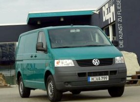 Volkswagen Transporter Kasten: Комфортные грузоперевозки