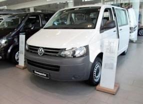 Volkswagen Transporter Kasten: Надежный перевозчик