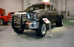Впечатляющие технические характеристики большого автомобиля Тойота Тундра