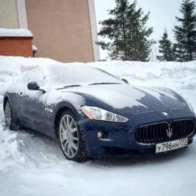 Встречайте очередной итальянский шедевр Maserati Quattroporte!