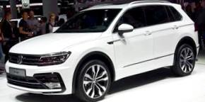 VW заменит Tiguan на калужском конвейере новой моделью