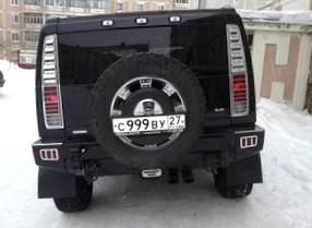 Зачем нужны усиленные рулевые тяги Hummer