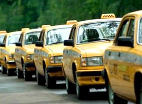 Закон о такси в Москве