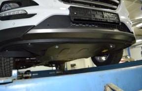 Защита двигателя автомобиля