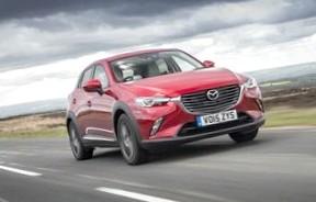 Знакомство с Mazda CX-5