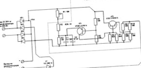 ЗУ для аккумуляторов различного класса — схема